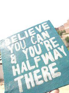 Motivational artwork