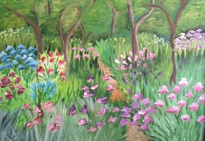 The Secret Garden - The Art Buff Studio