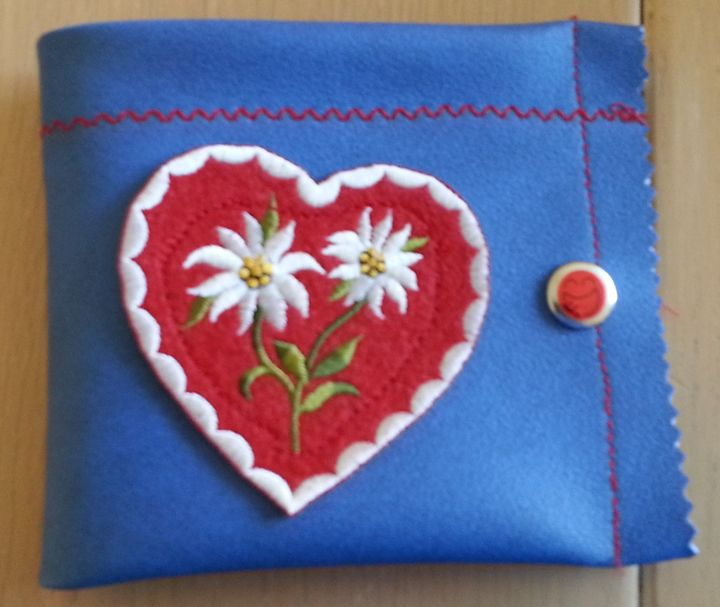 Lottery Pouch/Money Pouch #1 - LINDA'S ART