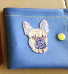 LOTTERY POUCH 2 - LINDA'S ART