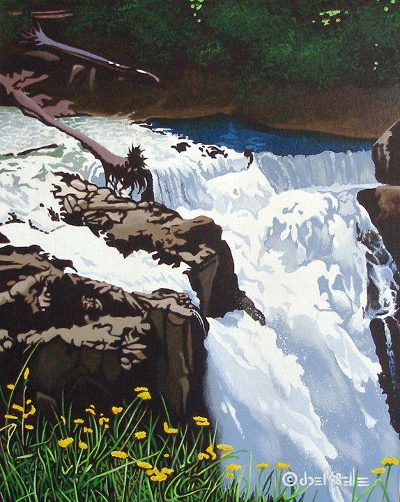 Snoqualmie Falls - Joe Roselle