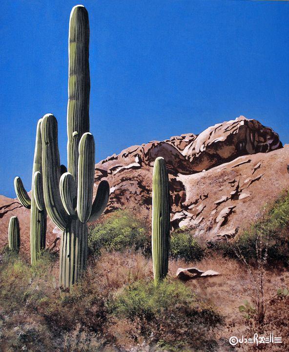 Saguaro - Joe Roselle