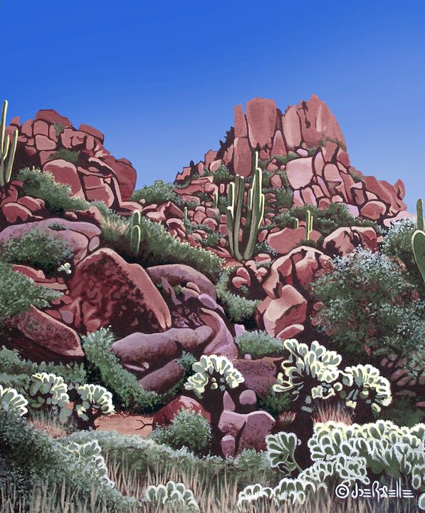 A little slice of Arizona - Joe Roselle