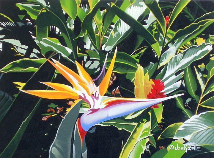 Maui Garden - Joe Roselle