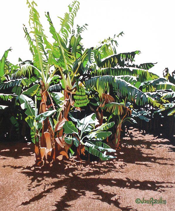 Bananas - Joe Roselle