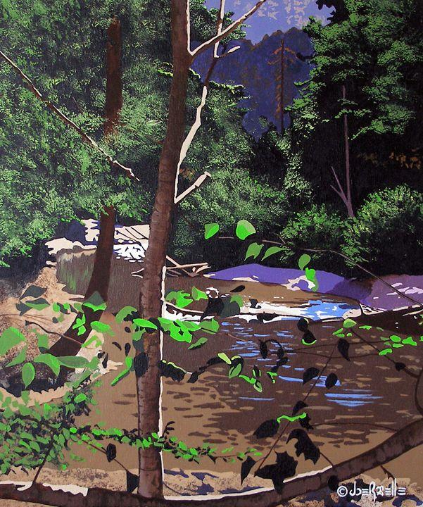 Big Sur River - Joe Roselle
