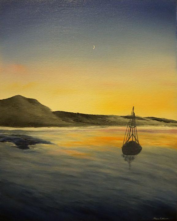 Sunset Bay - Maral Mouradian