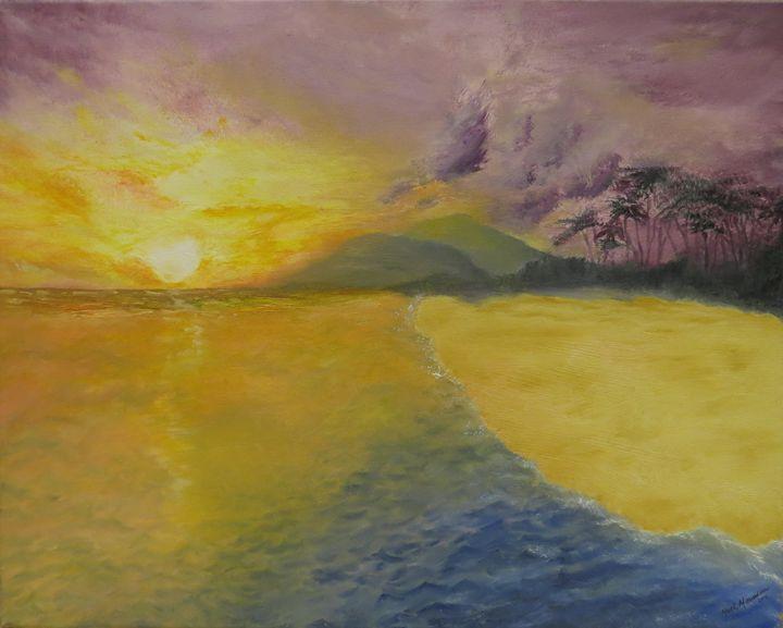 Island Getaway - Maral Mouradian