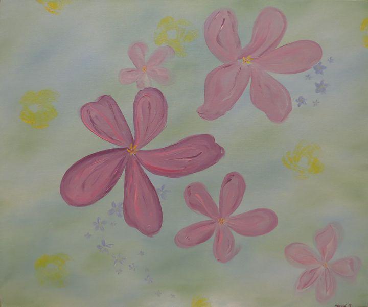 Dancing Flowers - Maral Mouradian