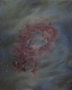 Birth of Love Nebula