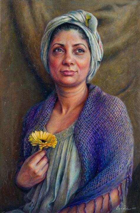 Dalia - Eva Radu Artist