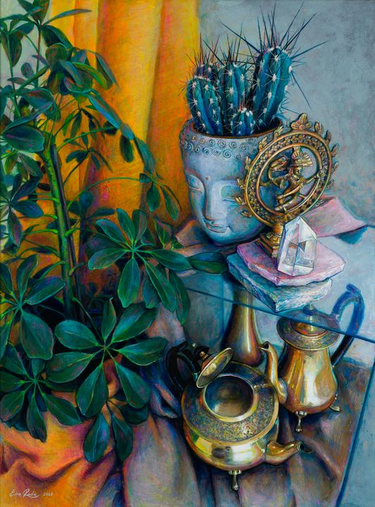 Still life 2 - Eva Radu Artist