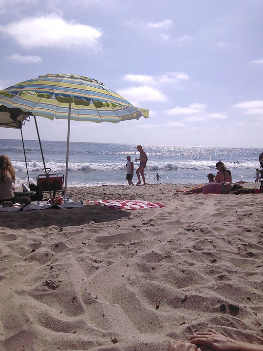 Carlsbad Beach - Hoodlum Arts