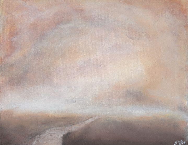 Path to beyond - Sami R Hall Art