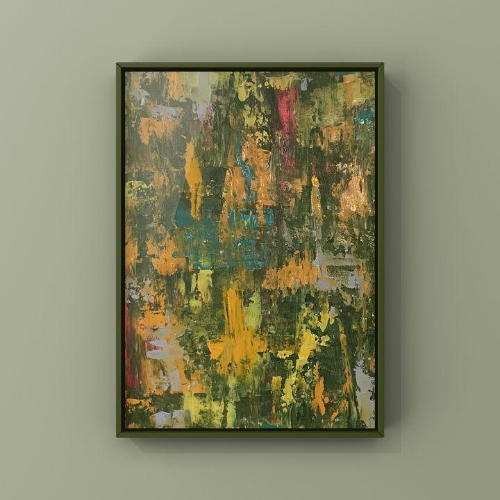 Colored rain - Mihaela Luca