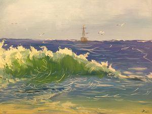 Seascape 1