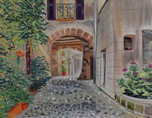 Tuscan Street - N.Ollquist