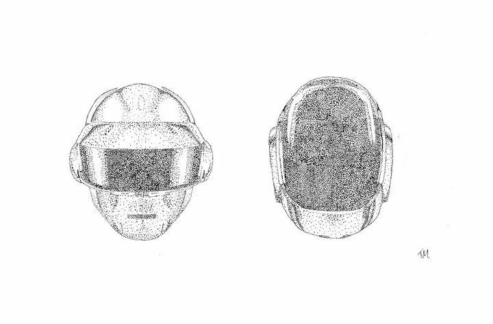 Daft Punk - bytriska