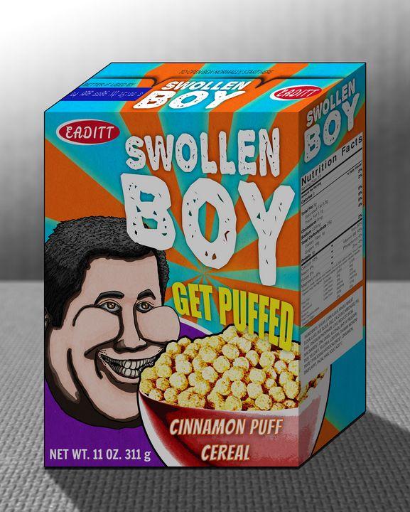 Swollen Boy Cereal - The Shoddy Doodles