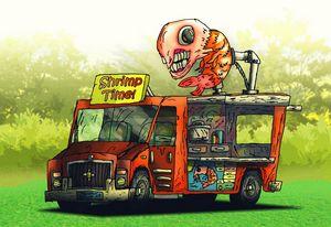 Shrimp Time!