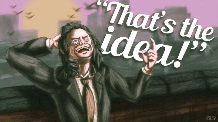 That's the Idea! - The Shoddy Doodles