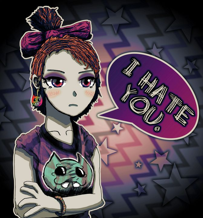 You Hate Me? - The Shoddy Doodles