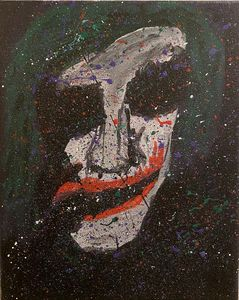 Abstract Joker - J.M. Medina