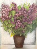 """Lilacs 18 x 22"""""""