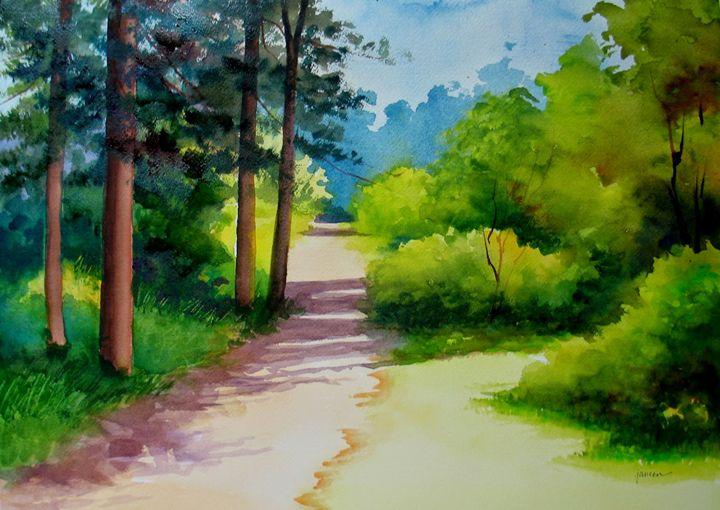 The Right Path - Anna's Treasures