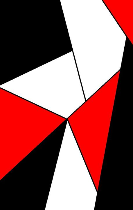 Red White Black - Bradley Lewis