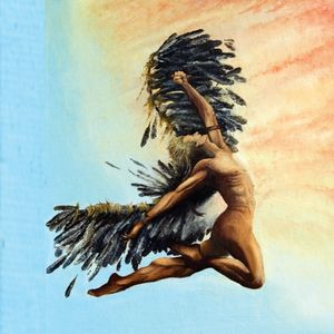 Icarus - michael jon - Paintings & Prints, Fantasy & Mythology, Mythology,  Greek, Icarus - ArtPal