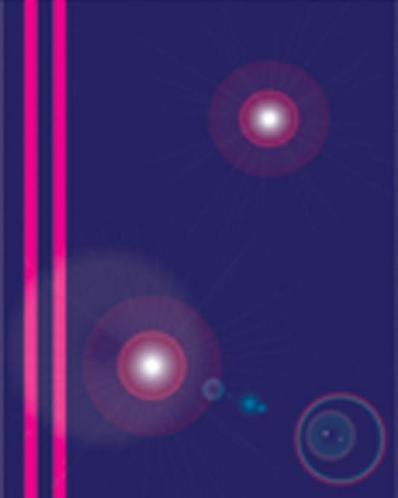 Violet Stars - ArtWerks