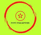GYPSY STAR ARTWORK