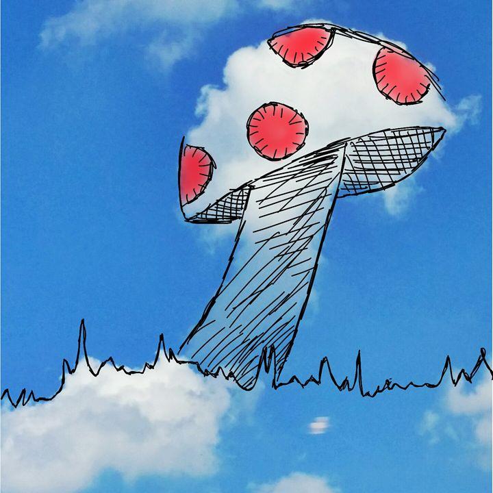 Mushroom Cloud - Studio Pan