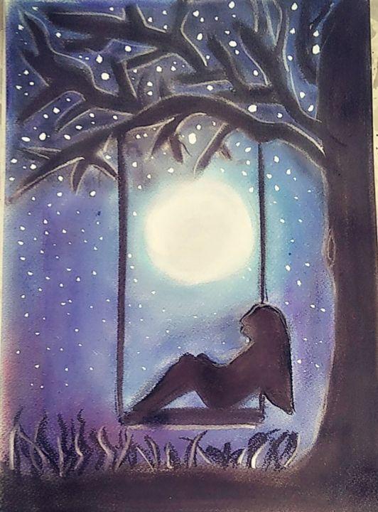 Wake up at night and dream ... - Ehsan