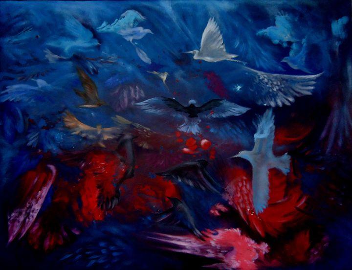 Birds - Sukhendu's Gallery
