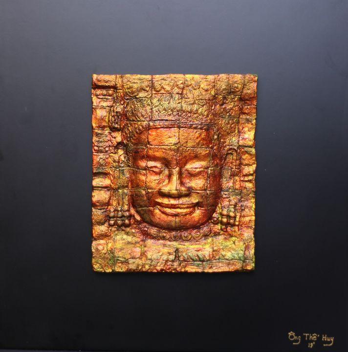 Angkor - Ông Thê'Huy (Vietnam, city saigon, now HCMC)