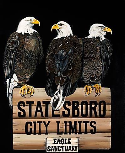 Statesboro City Limits - burchettARTWORKS