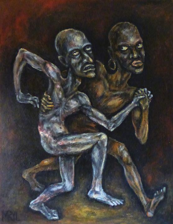 Postcolonial Tango - Post-figurative