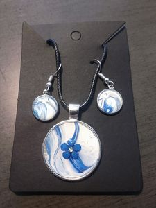 Blue Swirl 4