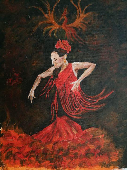 Firedance - Marlika