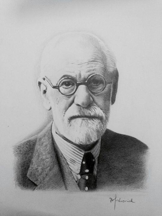 Sigmund Freud - Maluvid