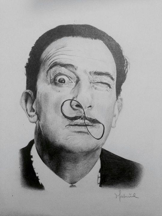 Salvador Dalí - Maluvid