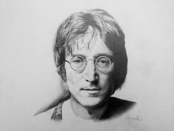John Lennon - Maluvid