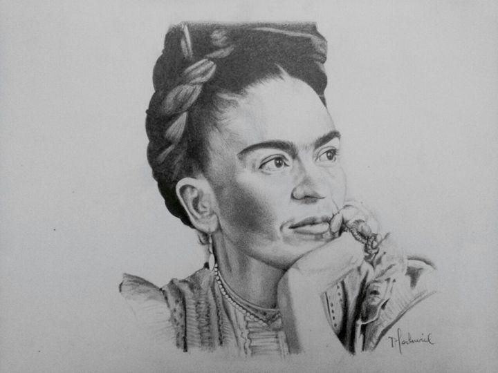 Frida Kahlo - Maluvid