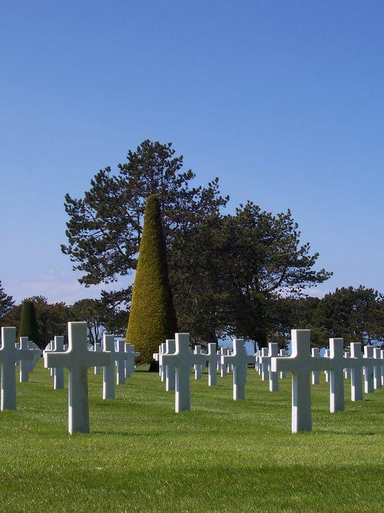 WWI U.S. Cemetery - rural France - Adirondack Art & Soul