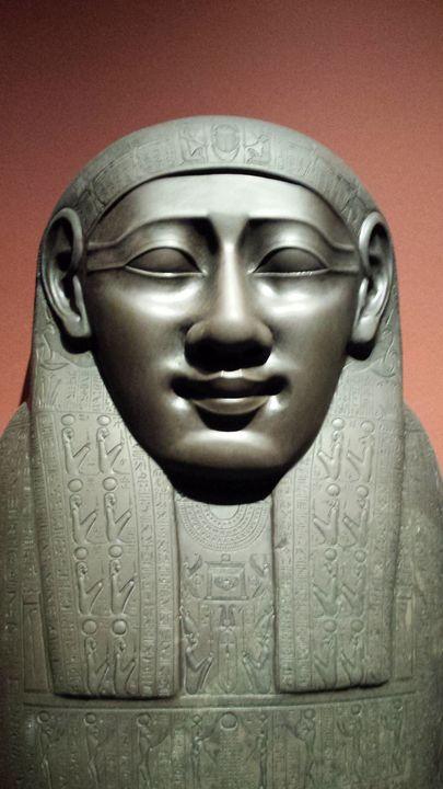A very cool Egyptian - Adirondack Art & Soul