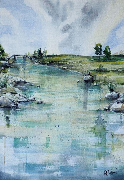 Bridging the Green Moors - Richard Bradshaw