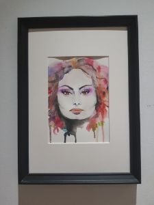 Sophia Loren Portrait