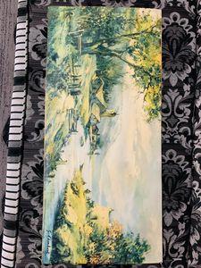 G.Chiabert original painting